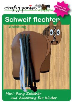 Crafty Ponies Schweif-Flechtbrett