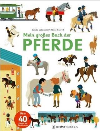 Mein großes Buch der Pferde