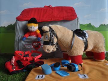 Crafty Ponies Starter-Set 'Deluxe'