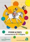 Pferde & Ponys Lernmaterial für KINDERgärten