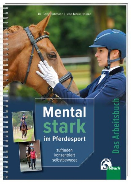 Gaby Bußmann; Mental stark im Pferdesport