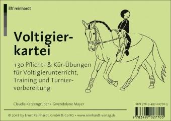 C. Katzengruber/ G. V. Mayer; Voltigierkartei
