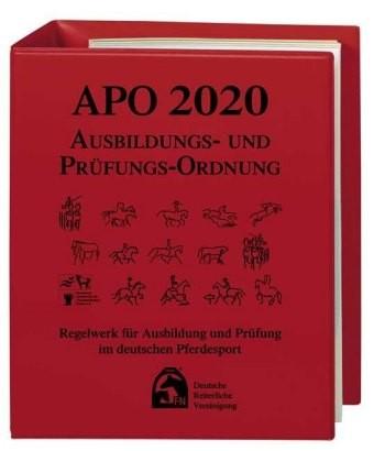 APO Ausbildungs-Prüfungs-Ordnung 2020 mit Ordner