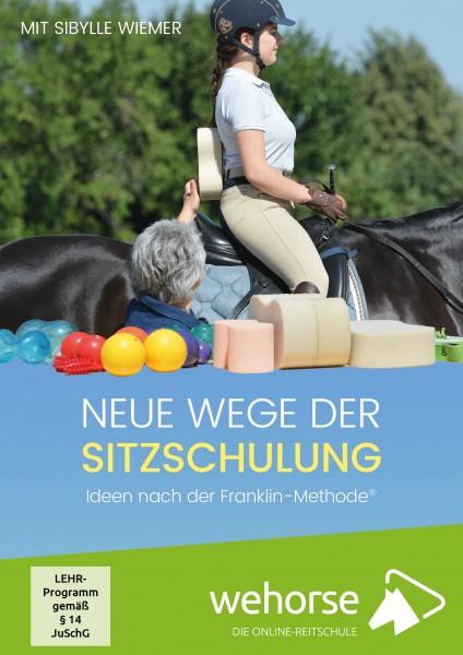 DVD Sibylle Wiemer; Neue Wege der Sitzschulung