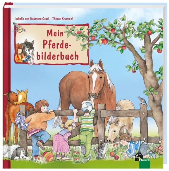 Mein Pferdebilderbuch