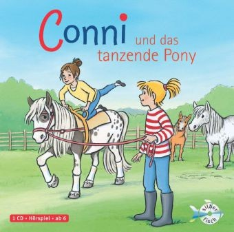 CD - Conni und das tanzende Pony
