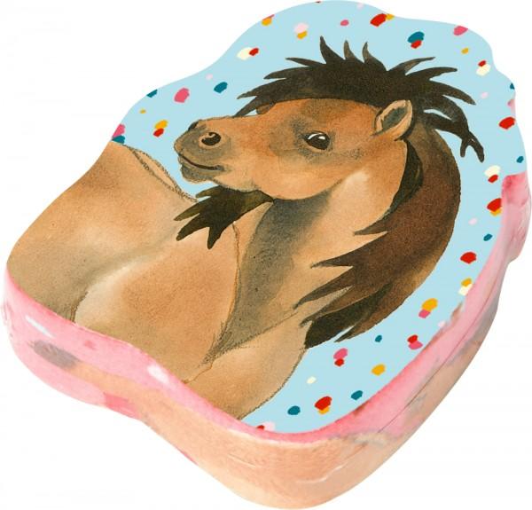 Zauberhandtuch Pony