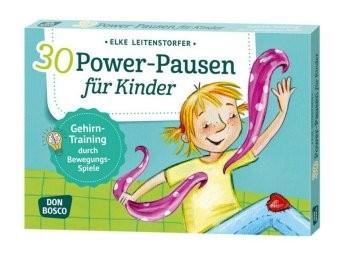 30x Powerpausen für Kinder