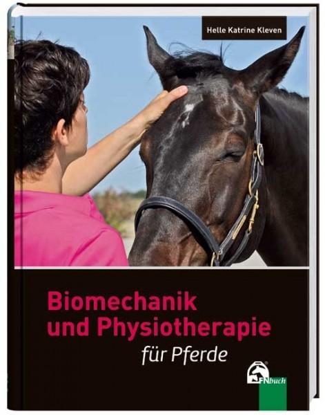Kleven, Helle; Biomechanik und Physiotherapie für Pferde