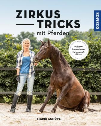 Schöpe; Zirkustricks mit Pferden