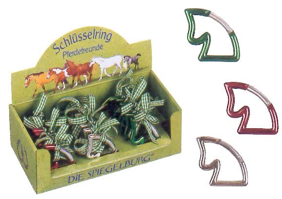 Pferdekopf Karabiner