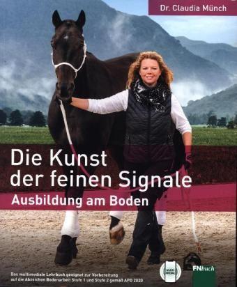 Münch, Claudia; Dir Kunst der feinen Signale