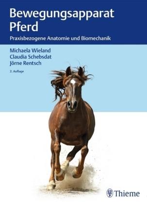 Wieland / Schebsdat / Rentsch; Bewegungsapparat Pferd