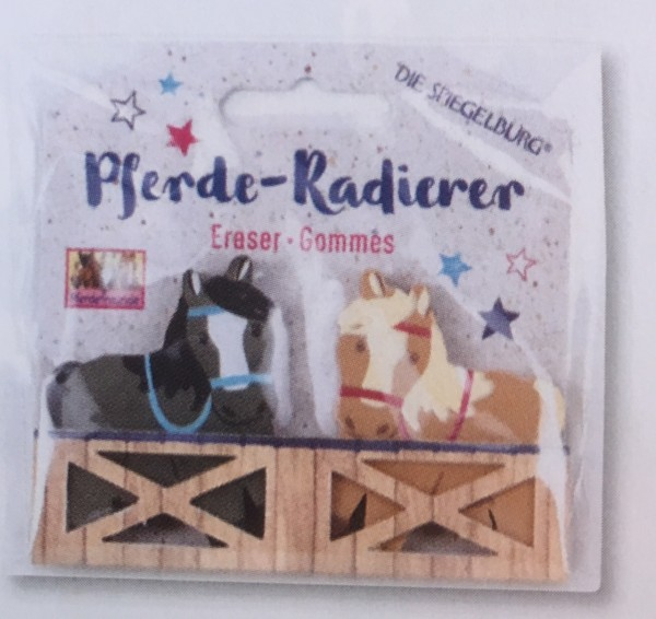 Pferde-Radierer