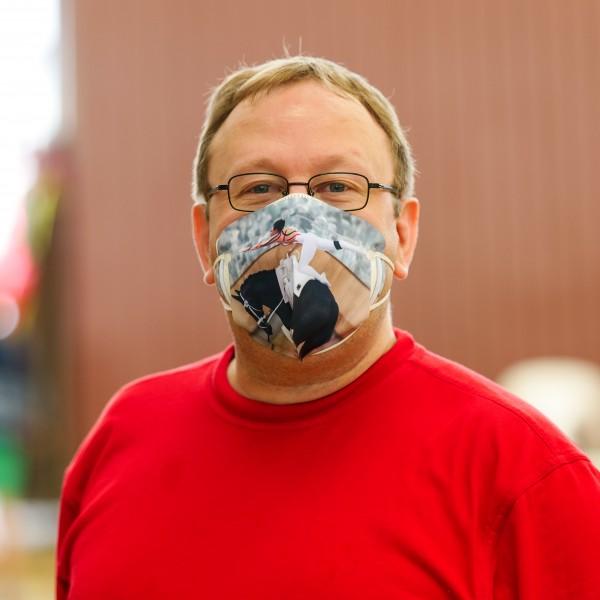 Überzieher für FFP2 Masken