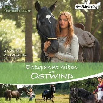 Schmidt, Almut: Entspannt reiten mit Ostwind, 1 Audio-CD