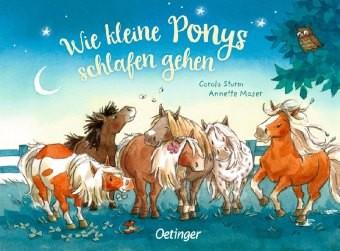 Moser; Wie kleine Ponys schlafen gehen
